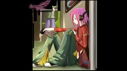 Sakura & Tayuya - All The Things She Said