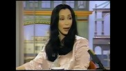 Cher - Rosie O'donnell Interview [1996] - Part 1