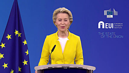 Italy: EU ready to discuss US vaccine patent proposal - von der Leyen