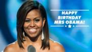 Незабравимите цитати на Мишел Обама