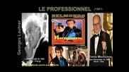 Le professionnel (1981) soundtrack Chi Mai by Ennio Morricone