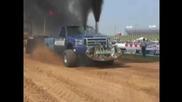 truck power disel