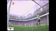 Некарелц - Байерн Мюнхен 0 - 2 Марио Гомез втори гол от дузпа (купата на Германия) 02.08.09