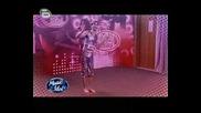 Music Idol 3 Пънкар Пее Песен На Ishtar! Много Смях!
