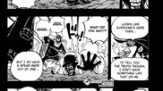 "One Piece Manga - 812 Capone ""gang"" Bege"