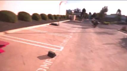 Ryan Moore Supermoto Stunt Man