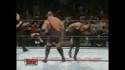 Ecw - Big Show Vs. The Undertaker