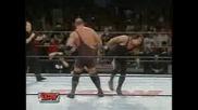 Ecw - Big Show Vs. The Undertaker