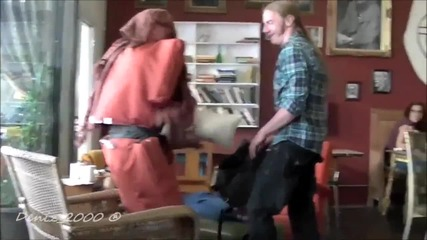 Човекът-стол