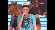 New! Криско, Лора Караджова feat. Бобо - Министър на веселието ( Премиера ) L I V E 2013