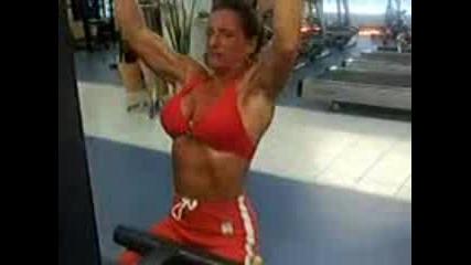 Фитнеса Не Е За Жени