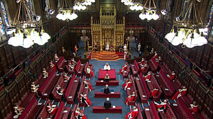 UK: Queen's speech sets out govt plans for new term of parliament