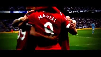 Гола на Маркъс Рашфорд срещу Манчестър Сити 20.03