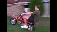 Honda Xr 50 Wheelie