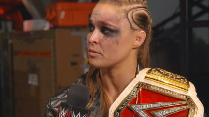 Ronda Rousey now carries the torch for the WWE Women's Division: WWE.com Exclusive, Aug. 19, 2018
