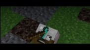 Hunger Games Song - A Minecraft Parody of Decisions by Borgore (music Video)