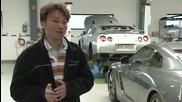 Феномена Nissan Gt - R R35 Spec V и Нюрбургринг - Best Motoring Част1
