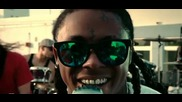 D V D ! Lil Wayne - Da Da Da + Превод [ Official Music Video ] ( Високо Качество )