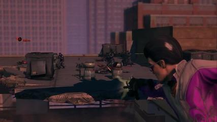 Saints Row The Third - първи геймплей