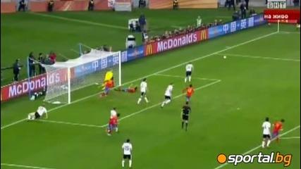 Германия 0 - 1 Испания !!! Испания на Финаллл !!!