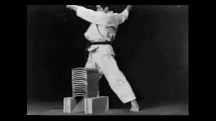 Kyokushin Karate Tameshiwari