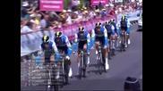 Орика спечели отборния часовник в Тура, Саймън Герънс е новият лидер