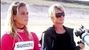 Сърфинг - Swatch Girls Pro - Франция 2013 част 3