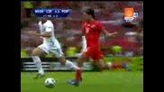 Чехия - Португалия 1:3 (трети Гол)