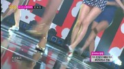 Sunny Hill - Darling of All Hearts @ Music Core Comeback Stage [ 22.06. 2013 ] H D