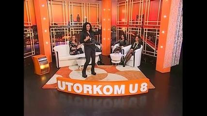 Stoja - Bela Ciganka - Utorkom u 8 - (TvDmSat 2013)