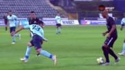 Дунав - Левски 0:2 /първо полувреме/