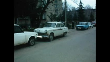 Old Cars Of Sofia