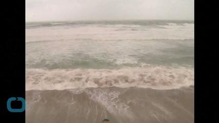 Fierce Tropical Cyclone Pam is Pinwheeling Into Fiji and Vanuatu
