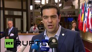 Belgium: Tsipras fears recession after Greek deal