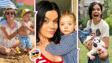 Мона Гочев и синът ѝ Никола ще прекарат три вълнуващи месеца на каравана край морето