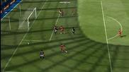 Моят първи гол в Fifa 12 Demo