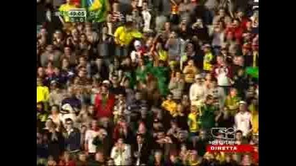 Ronaldinho ispulnqva fal