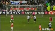 4:4 - Нюкасъл направи знаменит обрат срещу Арсенал