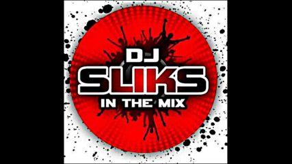 Dj Sliks Hip-hop 2012