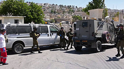 State of Palestine: IDF reportedly prevent attempted attack on soldiers in Hebron