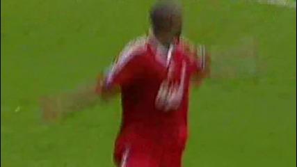 Ливърпул - Манчестър Юнайтед 2:0 Toрес и Нгог сразиха Дяволите