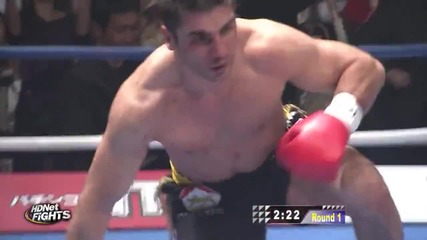 K-1 World Grand Prix 2009 Badr Hari vs Ruslan Karaev