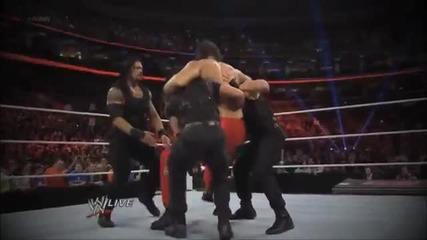 Wwe The Shield (2012 - 2014)