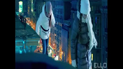 Dj Smash feat. Винтаж - Москва ( бг.суб )