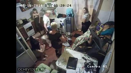 Грабеж над руски проститутки в Москва