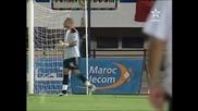 Ето , това е най - глупавия вратар в историята на футбола !