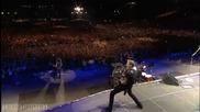 Металика в София Metallica in Sofia Sonisphere Fade To Black 22 June 2010 професионален запис