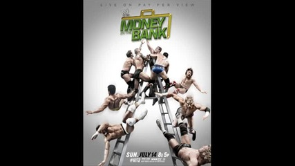 Money In The Bank Official Theme Song & Poster