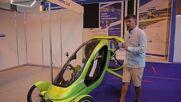 Russia: Aircraft designer from Pyatigorsk demonstrates convertible planes at MAKS-2021