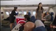 Мръсни пари и любов-3 еп-в самолета